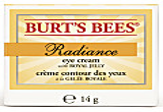 Burt's Bees Radiance Augencreme