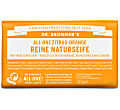 Dr. Bronner's Magic Soap Bar - Pflanzliche Seife Zitrus Orange