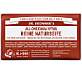 Dr. Bronner's Magic Soap Bar - Pflanzliche Seife Eukalyptus