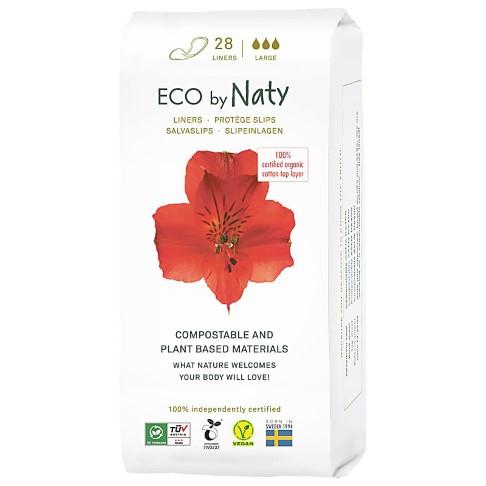 Naty Eco Slipeinlagen - Large