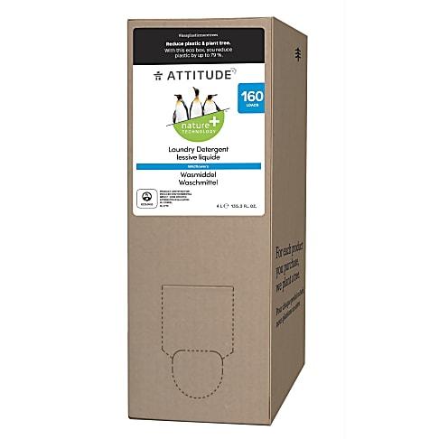 Attitude Waschmittel Wildflowers - 160 Waschladungen