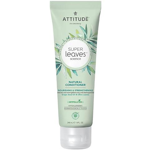 Attitude Super Leaves Natural Conditioner - Nährende und Haar kräftigende Spülung
