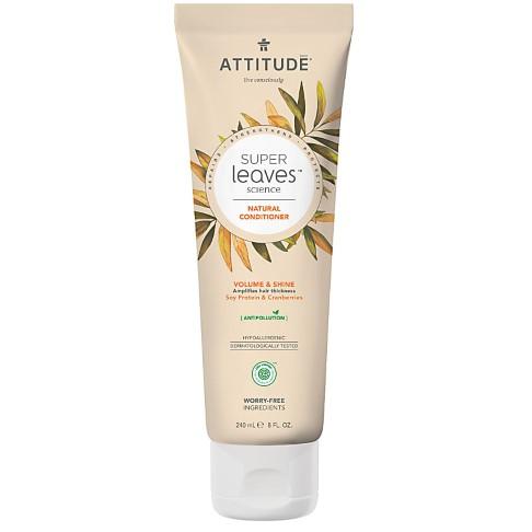 Attitude Super Leaves Natural Conditioner - Haarspülung für mehr Volumen und Glanz