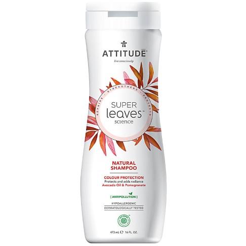 Attitude Super Leaves Natural Shampoo Colour Protection - Farbschutz Shampoo