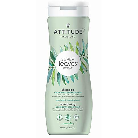 Attitude Super Leaves Natural Shampoo Nourishing & Strengthening - Shampoo