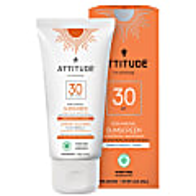 Attitude Mineral Sun Screen Orange Blossom - Mineralischer Sonnenschutz LSF 30