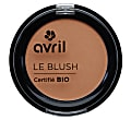 Avril Blush Terre cuite - Rouge