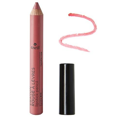 Avril Le Crayon Rouge À Lévres Rose Indien - Lippenstift aus Holz