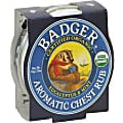 Badger Aromatic Chest Rub - Erkältungsbalsam