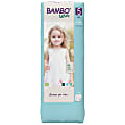 Bambo Nature Windeln - Junior - Größe 5 - Jumbo Pack mit 54 Stück