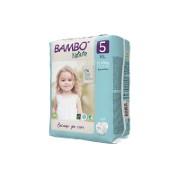 Bambo Nature Windeln - Junior - Größe 5 - Packung mit 27