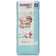 Bambo Nature Windeln - Maxi - Größe 4 - Jumbo Pack mit 60