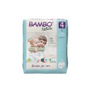 Bambo Nature Windeln - Maxi - Größe 4 - Packung mit 30