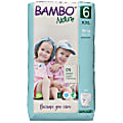 Bambo Nature Training Pants - XL - Größe 6 - Packung mit 18 Stück