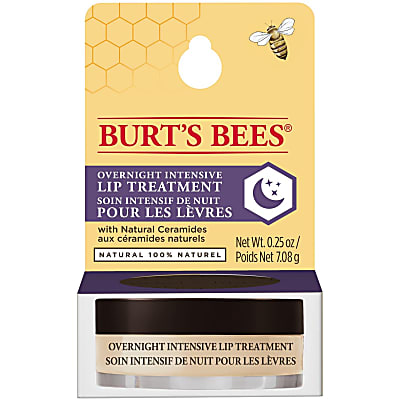 Burt´s Bees Lip Treatment Overnight Intensive