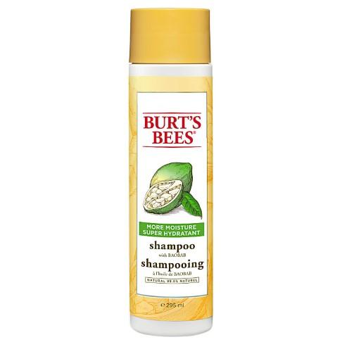 Burt's Bees Baobab More Moisture Shampoo - Feuchtigkeitsshampoo