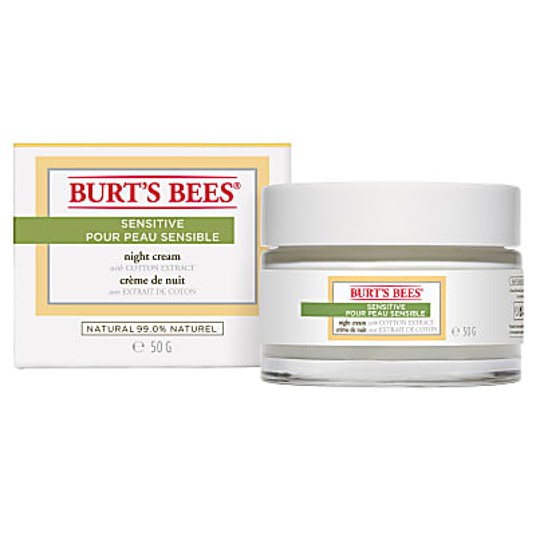 Burt's Bees Sensitive Nachtcreme