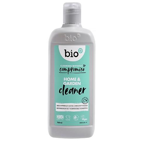 Bio-D Home & Garden Sanitiser  - Desinfektionsmittel mit Eucalyptus 1L