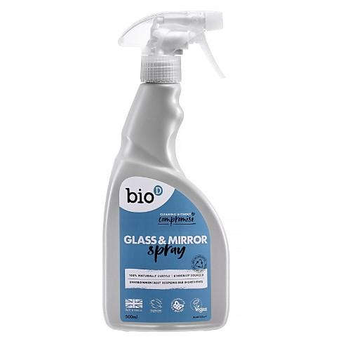 Bio-D Glass & Mirror Cleaner - Glasreiniger