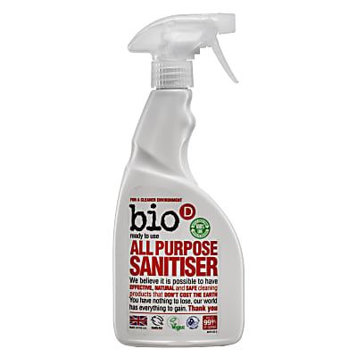 Bio-D All Purpose Sanitiser - Allzweckreiniger Spray