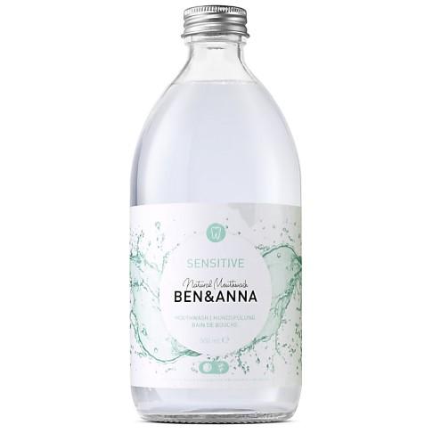 Ben & Anna Mouthwash - Mundwasser 500 ml
