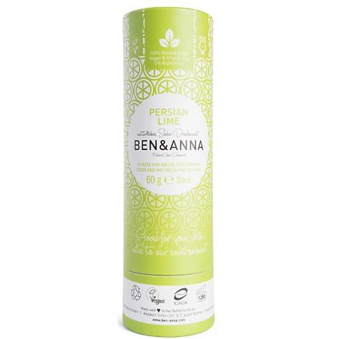Ben & Anna Deodorant Stick - Persian Lime