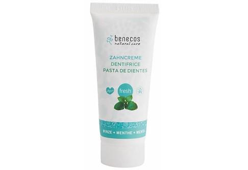 Benecos Natürliche Zahncreme Pfefferminze 75 ml