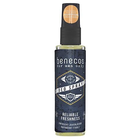 Benecos For Men Only Deo Spray