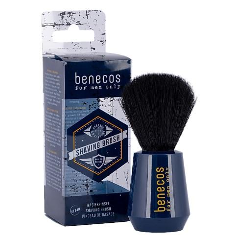Benecos For Men Only Shaving Brush - Rasierpinsel