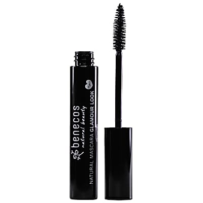 Benecos Natural Mascara Glamour Look