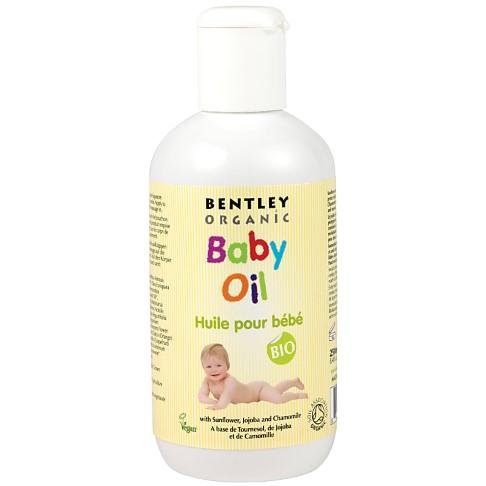 Bentley Organic Babyöl