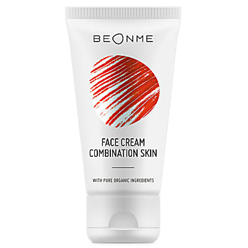 BEONME Face Cream Combination Skin - Gesichtscreme für Mischhaut