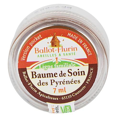 Ballot Flurin - Pyrenäen Heilbalsam 7 ml - Reisegröße