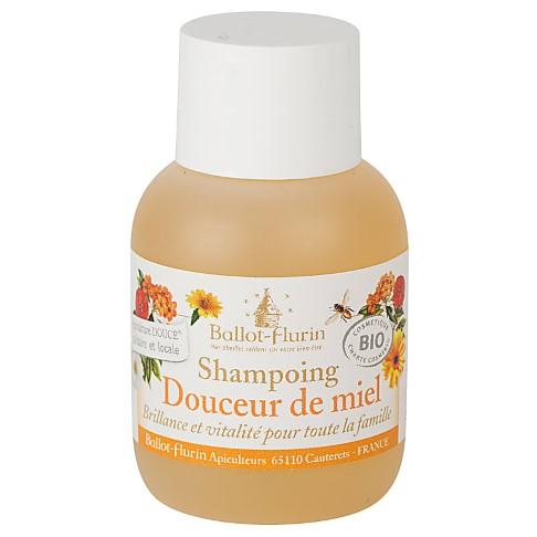 Ballot Flurin - Sanftes Honig Shampoo - Mini