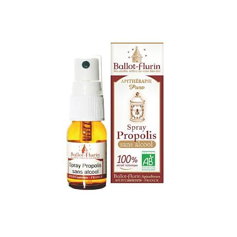 Ballot Flurin - Propolis Spray Alkoholfrei