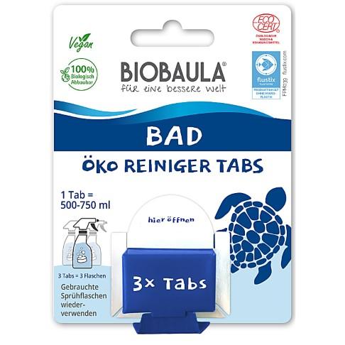 Biobaula Badreiniger für bis zu 3 L