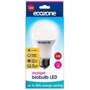 Ecozone Biobulb LED E27 Tageslicht Birne 14 Watt