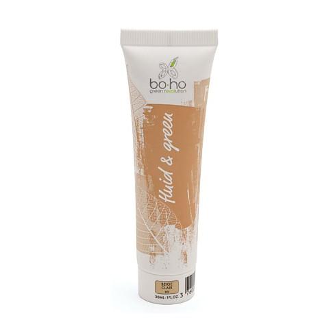 Boho Bio Fluid Foundation 02 - Beige clair
