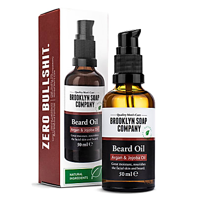 Brooklyn Soap Beard Oil - Bartöl