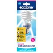 Ecozone BioBulb 26W Energiesparbirne Tageslicht