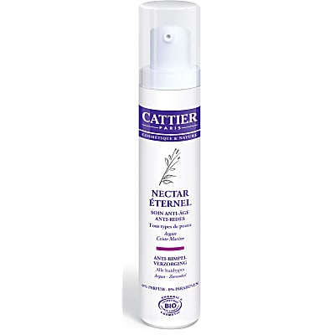 Cattier Anti-Aging Pflegecreme Nectar Èternel - 50ml