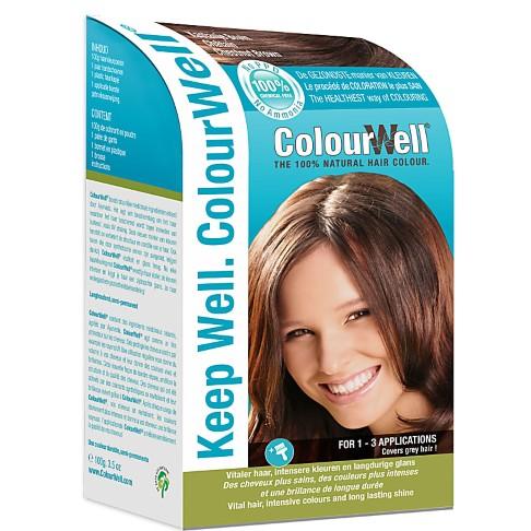 ColourWell Chestnut Brown - Natürliche Haarfarbe