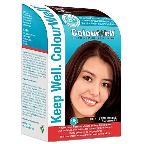 ColourWell Mahogany - Natürliche Haarfarbe