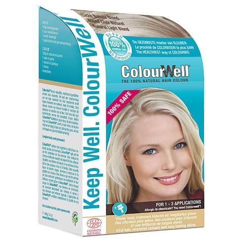 ColourWell Natural Light Blond - Natürliche Haarfarbe