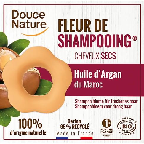 Douce Nature - Fleur de shampoing - Trockenes Haar