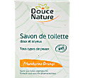 Douce Nature - Toilettenseife - Mandarine / Orange
