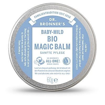 Dr. Bronner's Magic Balm Körperbalsam Neutral-Mild