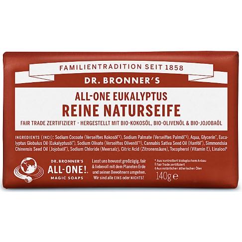 Dr. Bronner's All-One Eucalyptus Reine Naturseife