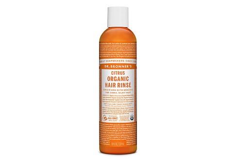 Dr. Bronner´s Citrus Organic Hair Rinse - Haarspülung Zitrone 237 ml