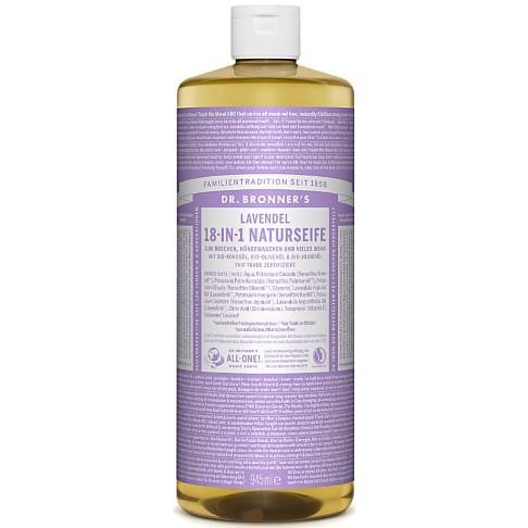 Dr. Bronner's Lavendel 18-in-1 Naturseife 945 ml